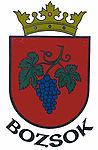 Bozsok címere