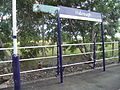 Habrough railway station sign - DSC07245.JPG