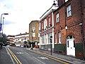 Hackney, 'La Vie en Rose', Andrews Road - geograph.org.uk - 1728030.jpg