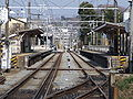 Hakone Tozan Railway Iriuda station Precincts.JPG