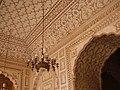 Hall of Badshahi Moasque(Interior view).JPG
