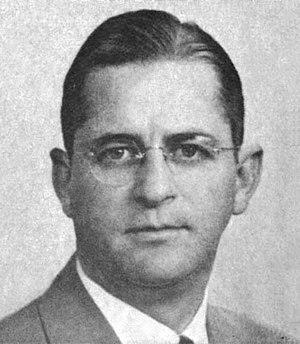 Hamer H. Budge - circa 1955