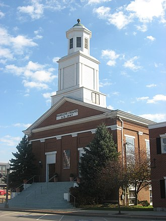 Hamline Chapel United Methodist Church - Image: Hamline Chapel United Methodist Church