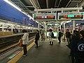 Hankyu Awaji Station platform (49928745393).jpg