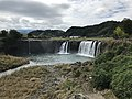 Harajiri Waterfall from Takimibashi Bridge 5.jpg