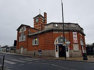 Harrow & Wealdstone station London Underground and railway station