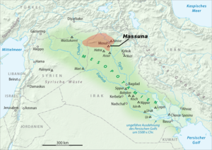 Tell Maghzaliyah - The spread of the Hassuna culture in the Near East
