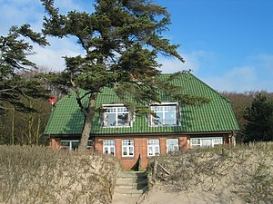 Wyk auf Föhr - House at the south beach