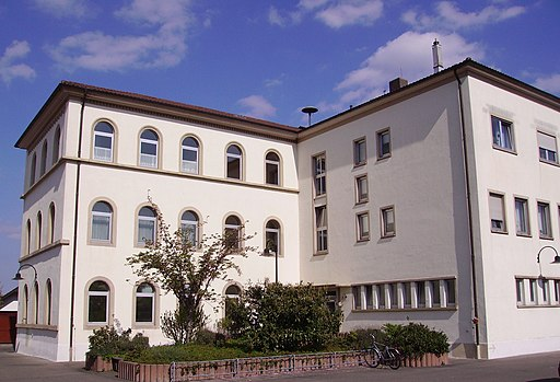 Haus der Vereine Mutterstadt
