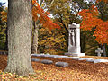 Hax-McCullough Monument, Allegheny Cemetery, 2015-10-27, 01.jpg