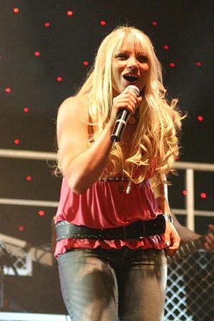Australian Idol (season 2) - Hayley Jenesen