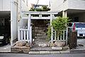 Hazama-cho Jinja Shinto-Shrine 20150501.jpg