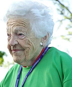 Hazel McCallion - Hazel McCallion in 2010