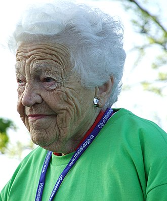 Hazel McCallion - Hazel McCallion in 2010