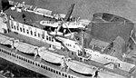 Heinkel HE 12 on SS Bremen from above L'Air September 15,1929.jpg