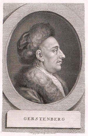 Heinrich Wilhelm von Gerstenberg - Heinrich Wilhelm von Gerstenberg.