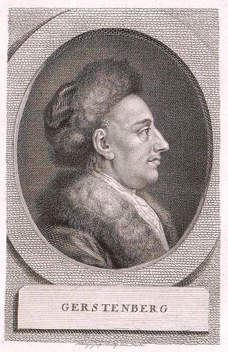 Tønder - H.W. von Gerstenberg, 1793
