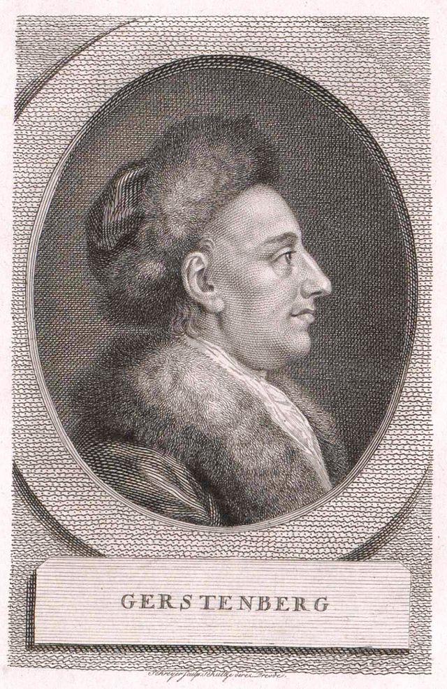 Генрих Вильгельм фон Герстенберг / Heinrich Wilhelm von Gerstenberg