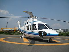 Helicopter- Excel Air Service S-76C JA6691.jpg
