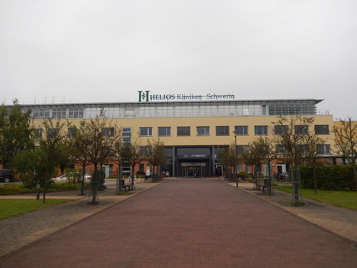 Helios Kliniken Schwerin Wikipedia