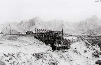 Helvetia, Arizona - Image: Helvetia Smelter Arizona Before 1921