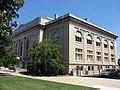Henry St. Clair Memorial Hall in Greenville.jpg