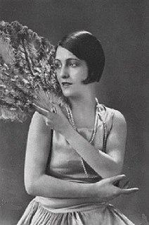 Hertha von Walther German actress