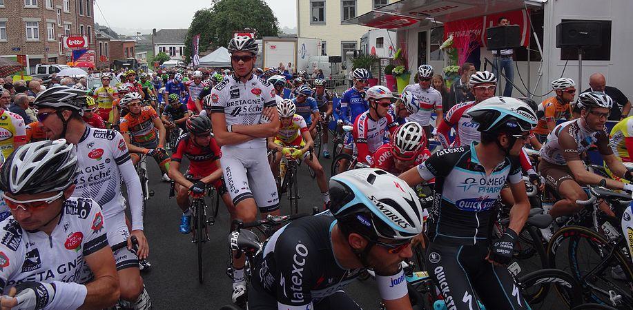 Herve - Tour de Wallonie, étape 4, 29 juillet 2014, départ (D19).JPG