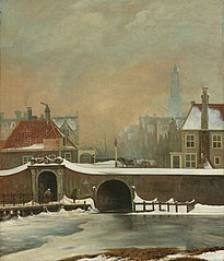 The Raampoortje in Amsterdam