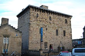 Hexham - Old Gaol historic jail