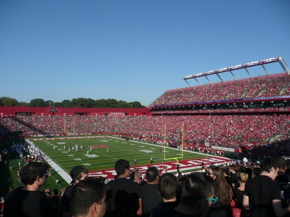 High Point Solutions Stadium-Rutgers University