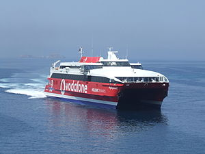 Hellenic Seaways vessel 'Highspeed 2'
