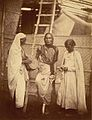 Hijra and companions in Eastern Bengal.jpg