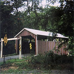 Himmel's Church Covered Bridge