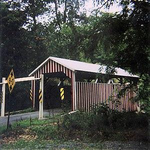 Himmel's Church Covered Bridge - Himmel's Church Covered Bridge
