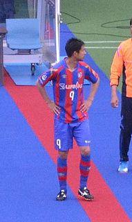 Sōta Hirayama Japanese footballer