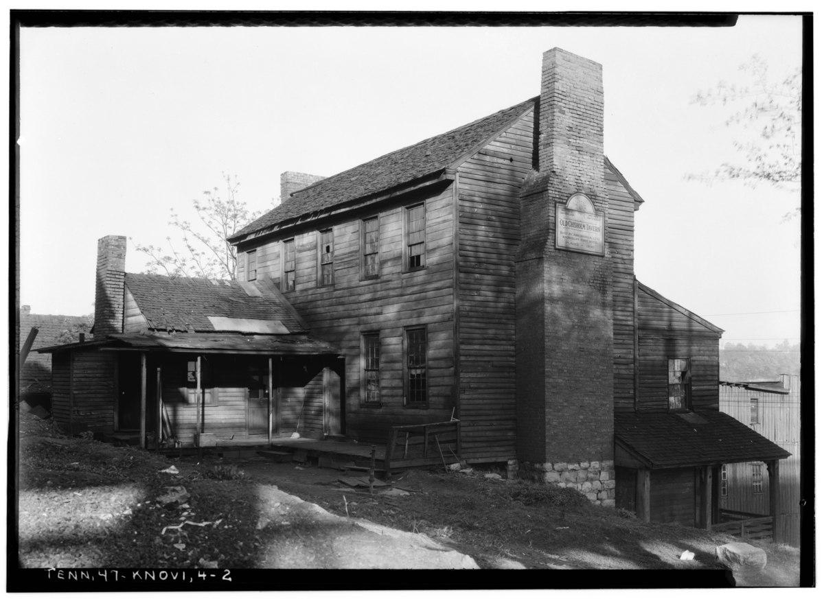 chisholm tavern  knoxville