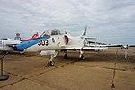 Historic Aviation Memorial Museum August 2018 10 (Douglas TA-4J Skyhawk).jpg
