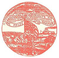 History of Iowa From the Earliest Times title seal.jpg