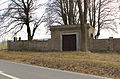 Hlinsko, Jewish cemetery, entry.jpg