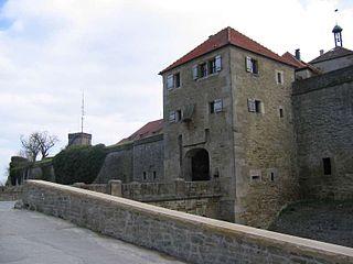 Hohenasperg fortress
