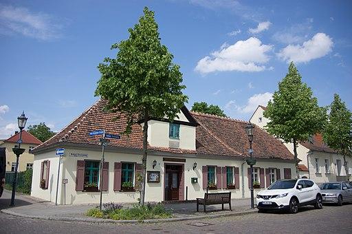 Hoher Steinweg 13 Heimatmuseum Teltow 01