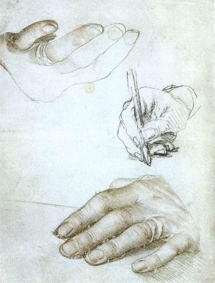 HolbeinErasmusHands