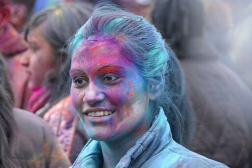 Holi Feest 2008