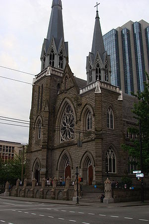 Roman Catholic Archdiocese of Vancouver - Holy Rosary Cathedral, Vancouver