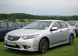 Honda Accord sedan (US)