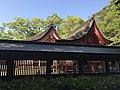 Honden of Oyamazumi Shrine and Kamitsu Shrine.jpg