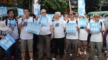 Bürgerbefragung in Hongkong ein umstrittener Erfolg