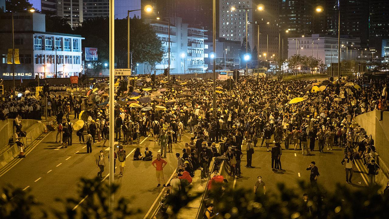 File:Hong Kong Umbrella Revolution -umbrellarevolution ...