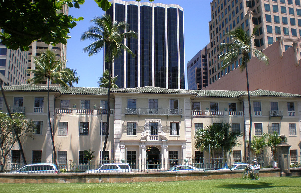 Ywca Building Honolulu Hawaii Wikipedia